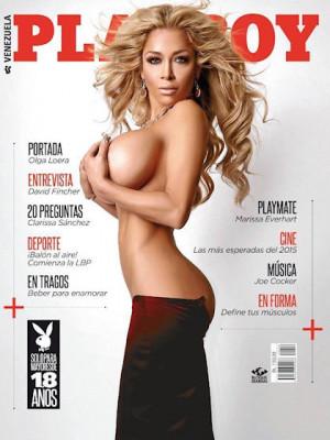 Playboy Venezuela - Feb 2015
