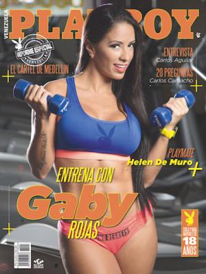 Playboy Venezuela - Apr 2015
