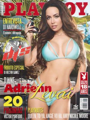 Playboy Venezuela - Sep 2015