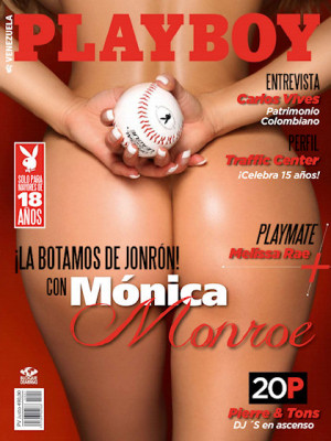 Playboy Venezuela - Nov 2015