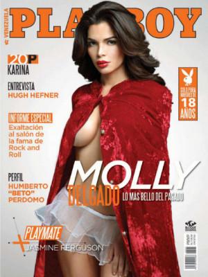 Playboy Venezuela - Jun 2016
