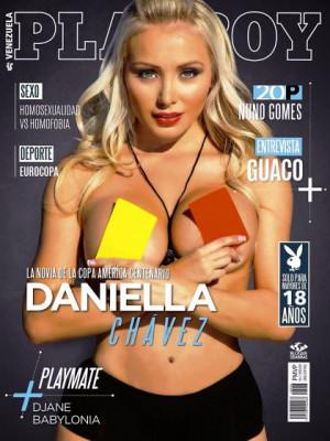Playboy Venezuela - Jul 2016
