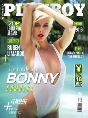 Playboy Venezuela - Aug 2016