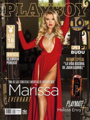 Playboy Venezuela - Oct 2016