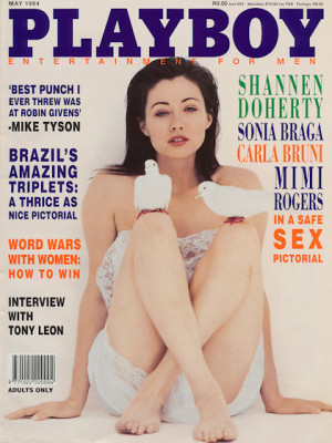 Playboy South Africa - May 1994