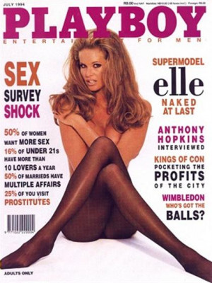Playboy South Africa - July 1994