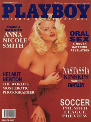 Playboy South Africa - Sept 1994