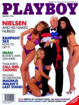 Playboy South Africa - March 1996