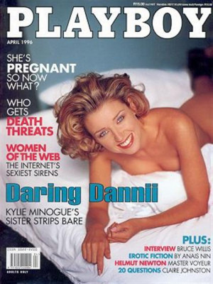 Playboy South Africa - April 1996