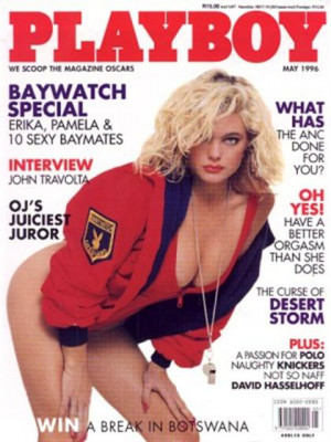 Playboy South Africa - May 1996