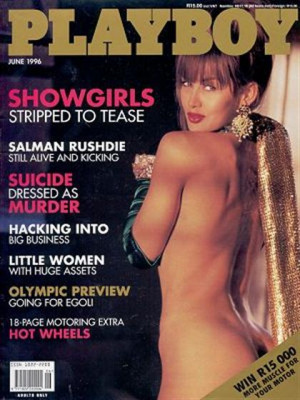 Playboy South Africa - Jun 1996