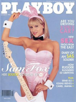 Playboy South Africa - Oct 1996