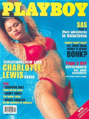 Playboy South Africa - Nov 1996