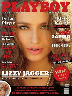 Playboy South Africa - August 2011
