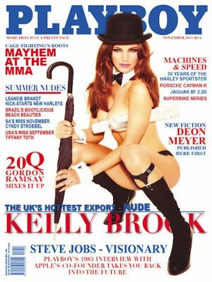 Playboy South Africa - Nov 2011