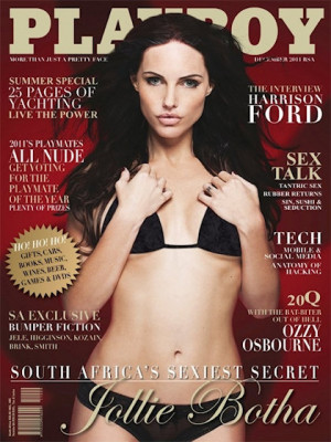 Playboy South Africa - Dec 2011