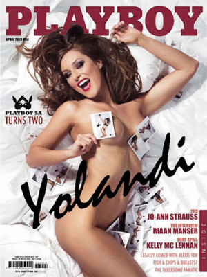 Playboy South Africa - April 2013