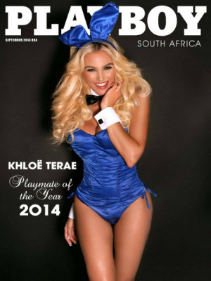 Playboy South Africa - Sept 2014