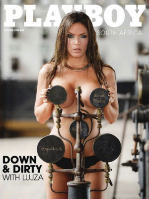 Playboy South Africa - October 2014