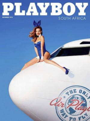 Playboy South Africa - November 2014