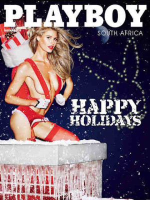 Playboy South Africa - December 2014
