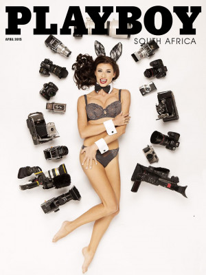 Playboy South Africa - April 2015