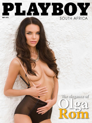 Playboy South Africa - May 2015
