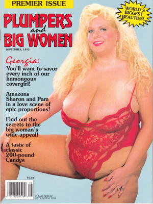 Plumpers and Big Women - September 1993