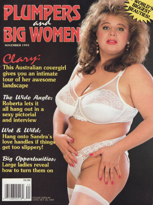 Plumpers and Big Women - November 1993