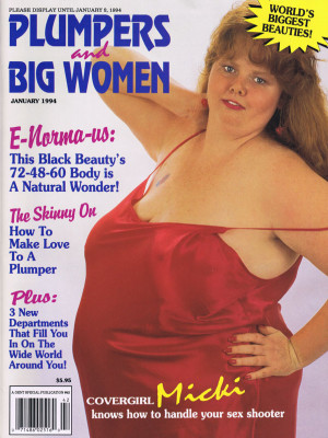 Plumpers and Big Women - January 1994