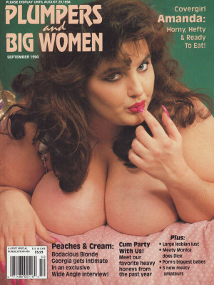 Plumpers and Big Women - September 1994