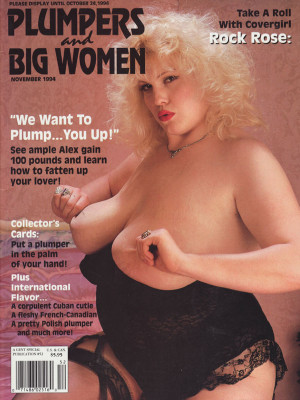 Plumpers and Big Women - November 1994