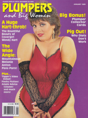 Plumpers and Big Women - January 1995