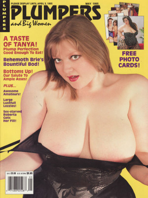 Plumpers and Big Women - May 1995