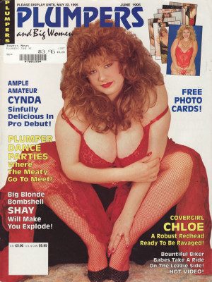 Plumpers and Big Women - June 1995