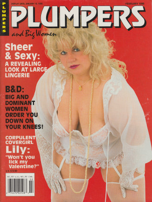 Plumpers and Big Women - February 1996