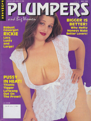 Plumpers and Big Women - May 1996