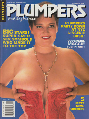 Plumpers and Big Women - November 1996