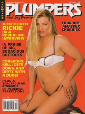Plumpers and Big Women - December 1996