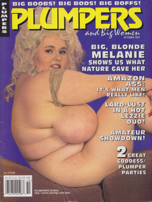Plumpers and Big Women - October 1997