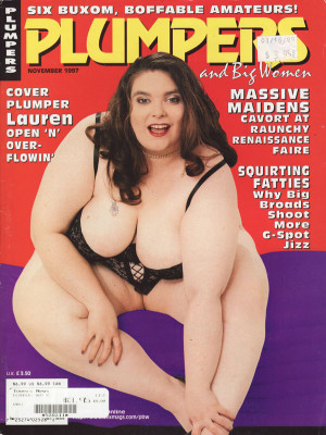 Plumpers and Big Women - November 1997