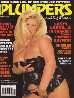Plumpers and Big Women - April 1998