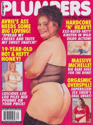Plumpers and Big Women - October 2000