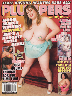 Plumpers and Big Women - November 2006