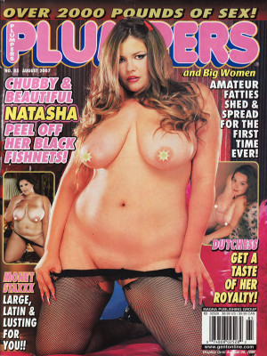 Plumpers and Big Women - August 2007