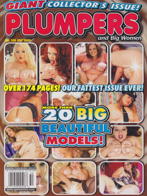 Plumpers and Big Women - July 2009