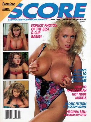 Score Magazine - # 1 June 1992