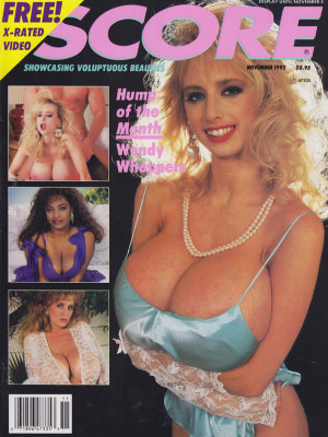 Score Magazine - November 1992