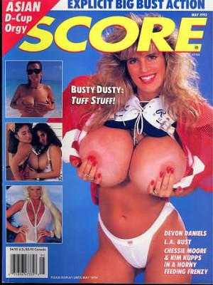 Score Magazine - May 1993
