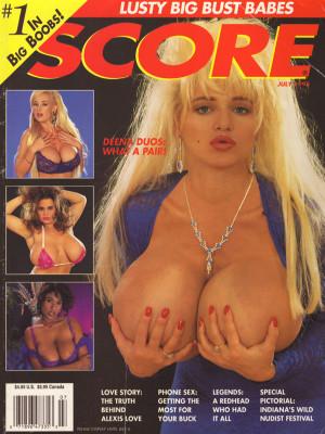 Score Magazine - July 1993